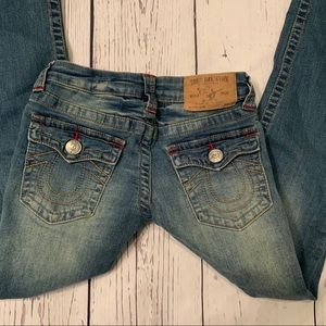 True Religion slim jeans
